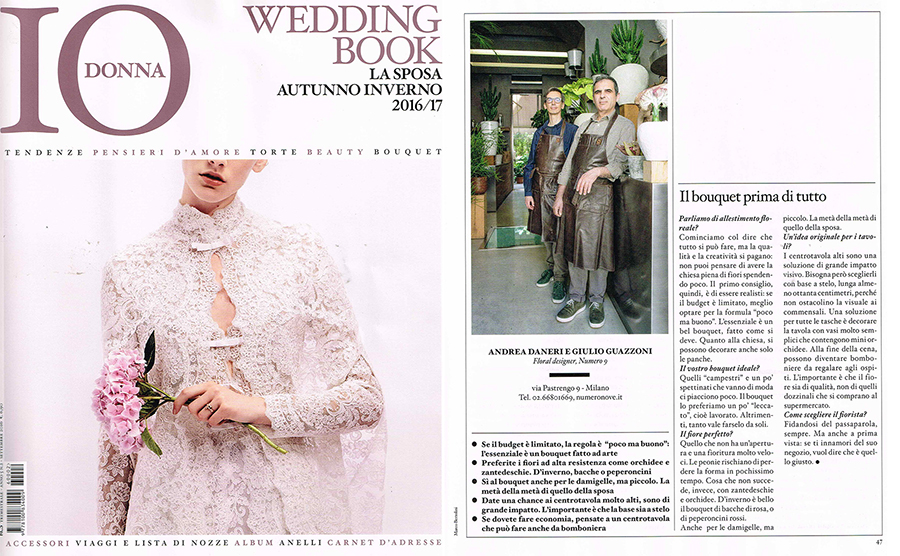 (Italiano) Io Donna Wedding Book 2016/17