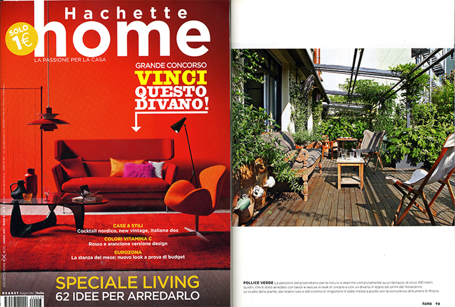 (Italiano) HACHETTE HOME